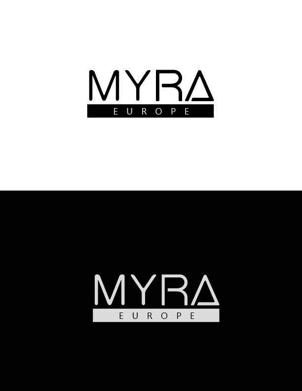 Bài tham dự cuộc thi #                                        25                                      cho                                         Logo Design for Myra
