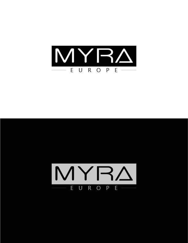Kilpailutyö #                                        26                                      kilpailussa                                         Logo Design for Myra