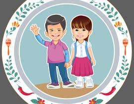 Nro 167 kilpailuun Mexican Fiesta Cartoon Illustration Vector käyttäjältä suhebat