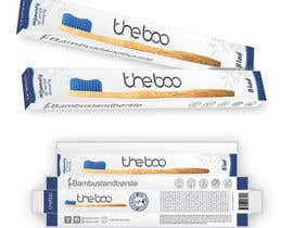 nº 11 pour Packaging for a bamboo toothbrush par nabeel1vw