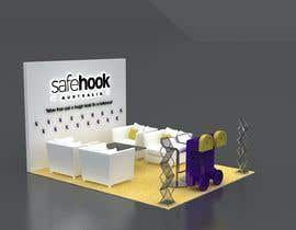 #2 for Design of a New Trade Show/Exhibition Rear Wall by vinifpriya