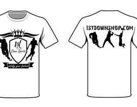 #59 untuk Tshirt Design-Sports Related oleh imranlatif31