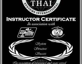#5 for Make a Certified Instructor certificate by jomainenicolee