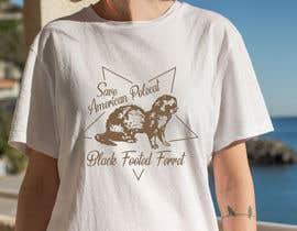 #20 для Graphic Design for Endangered Species - Black Footed Ferret от mdyounus19