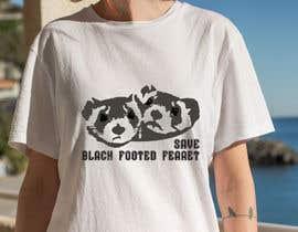 #27 для Graphic Design for Endangered Species - Black Footed Ferret от mdyounus19
