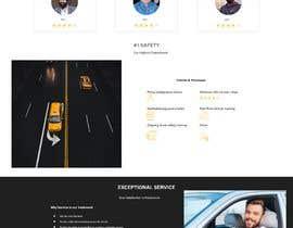Nro 24 kilpailuun Landing Page Design käyttäjältä antonykariu