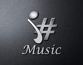 nº 68 pour Logo Design for J Sharp Music par CTLav