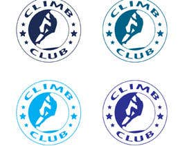 #173 for Logo design for a climbing club by rabiulsheikh470