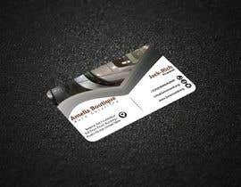 #19 for Need a business card by Mojahidul94