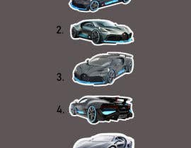 #27 for 5 Images for Bugatti Divo by EditMonster