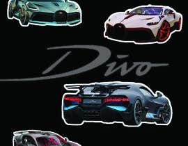 #17 for 5 Images for Bugatti Divo by SajjadJaved21