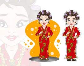 #26 for Create a Cartoon/Caricature Character (Female) by Hazemwaly1981