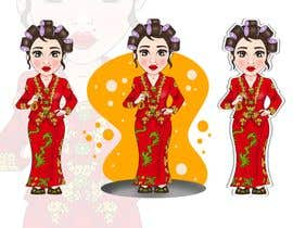 #38 for Create a Cartoon/Caricature Character (Female) by Hazemwaly1981
