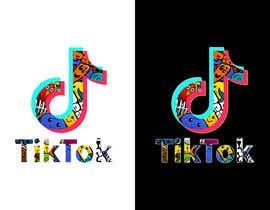 Nro 103 kilpailuun Need a creative vector art fron tiktok logo käyttäjältä amitdharankar