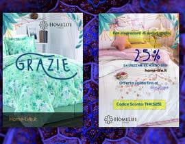 Nro 27 kilpailuun Create a visually stunning Thank you card for customers käyttäjältä Designermpmunna