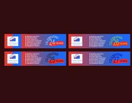Nro 35 kilpailuun 2 graphics (email signoffs) käyttäjältä SETU067