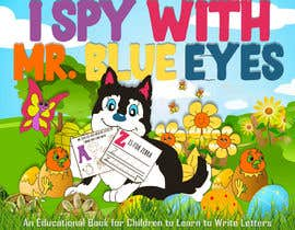 #91 for I Spy Book Cover by mdshakibulislam0