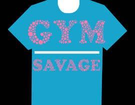 #25 для GYM SAVAGE Mock up от mdshadadtsa66