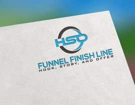 Nro 118 kilpailuun Logo Creation - My FB Group (Funnel Finish Line) Needs A Logo Centered Around Hook Story Offer käyttäjältä BDSEO