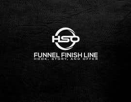 Nro 119 kilpailuun Logo Creation - My FB Group (Funnel Finish Line) Needs A Logo Centered Around Hook Story Offer käyttäjältä BDSEO