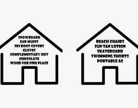 #10 for house graphic af Kharlamovaeka