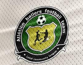 #71 untuk needs a cool and young logo for a soccer team oleh naimur085