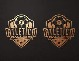 #31 untuk needs a cool and young logo for a soccer team oleh JannatArni