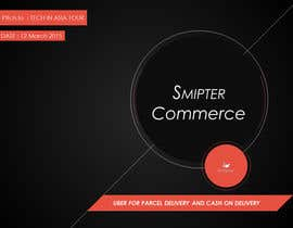 #26 untuk Design and Improve this Pitch Deck for Smipter : Uber for Social-Commerce oleh mireaiuliana