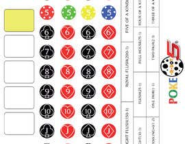 #9 for New Live Casino Table Game Layout Design Needed (EXPERIENCE WITH AMERICAN ROULETTE LAYOUT DESIGN PREFERRED) -- 2 by sina99