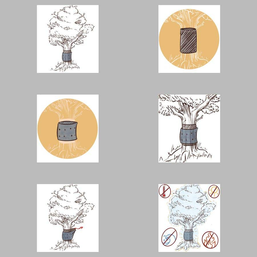 Конкурсная заявка №                                        32                                      для                                         Simple, elegant tree - requires 6 pictures