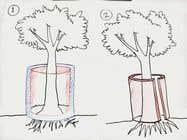 Graphic Design Конкурсная работа №6 для Simple, elegant tree - requires 6 pictures