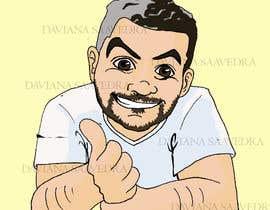 #28 для Drawing a comic illustration from an pic от Daviana