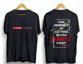 #91 pentru Tshirt design for my company de către salmaeva