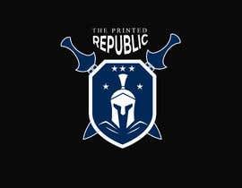 "Nro 20 kilpailuun Design 5 T-Shirts and/or Gear for a 3D Printing/Tabletop Gaming Business - ""The Printed Republic"" käyttäjältä mdrasel2336"
