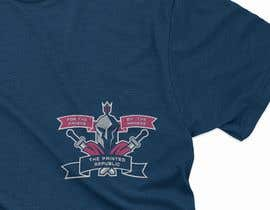 """#16 for Design 5 T-Shirts and/or Gear for a 3D Printing/Tabletop Gaming Business - """"The Printed Republic"""" by launchExtinct"""