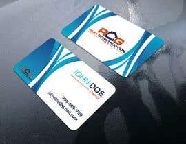 #226 untuk Need a business card layout made oleh numan679