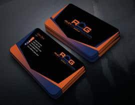 #217 untuk Need a business card layout made oleh ashikhosen134