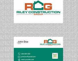 #221 untuk Need a business card layout made oleh lowie14