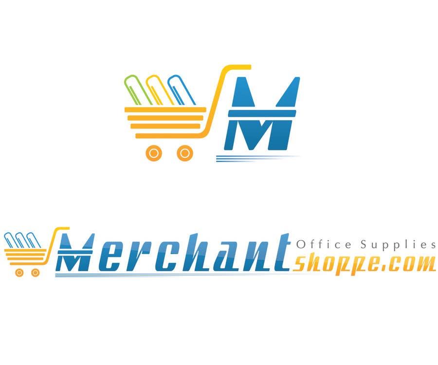 Inscrição nº                                         30                                      do Concurso para                                         Logo Design for Merchantshoppe.com