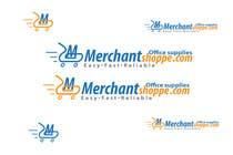 Graphic Design Inscrição do Concurso Nº72 para Logo Design for Merchantshoppe.com