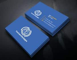 """Nro 30 kilpailuun Design Logo & Visiting card for my Software Company/startup """"TechamityApps"""" käyttäjältä RUMONQWERTY"""
