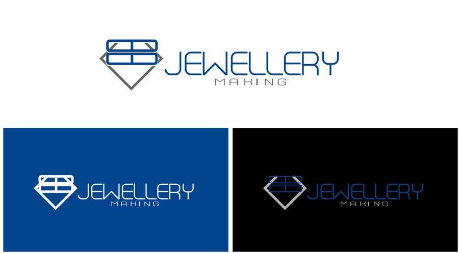 Penyertaan Peraduan #                                        26                                      untuk                                         Logo Design for JewelleryMaking.co