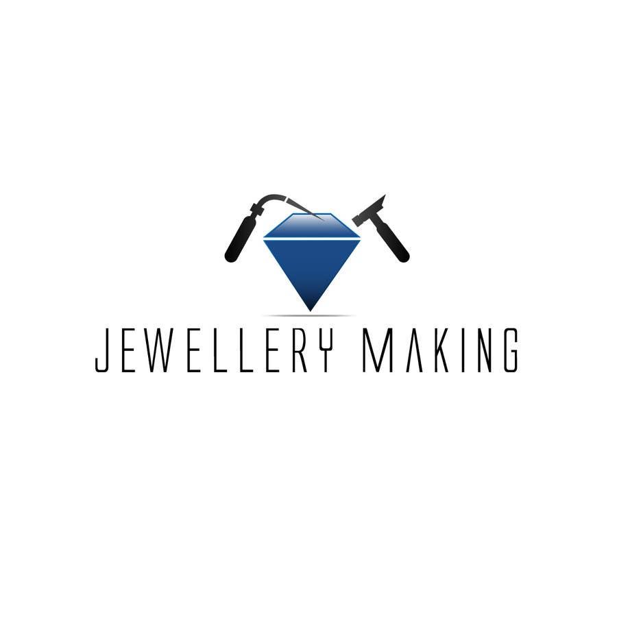Kilpailutyö #17 kilpailussa Logo Design for JewelleryMaking.co