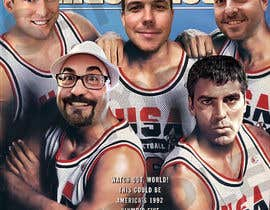 #6 для USA Dream Team Cover от vungurean