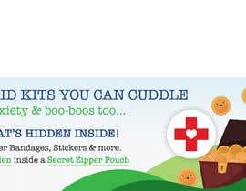 #37 untuk Design an eye-catching shelf talker/banner for a Children's Toy. oleh MeBidisha