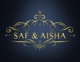 #104 cho logo for wedding ( Saf & Aisha ) or ( S & A ) bởi jubayedahmed