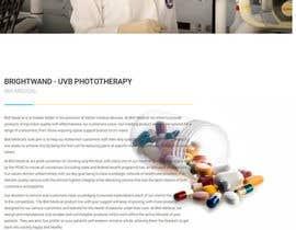 #18 for Website design for a healthcare e-service provider af ExpertSajjad