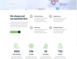 #4 for Website design for a healthcare e-service provider af risantushar