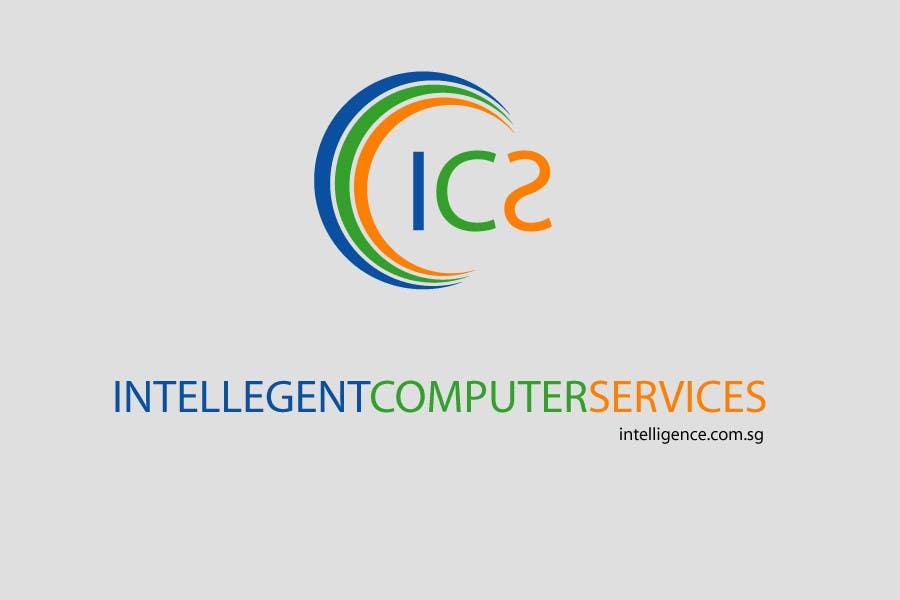 Bài tham dự cuộc thi #                                        156                                      cho                                         Logo Design for Http://www.intelligence.com.sg