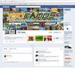 Banner Ad Design for Facebook Page için Graphic Design43 No.lu Yarışma Girdisi